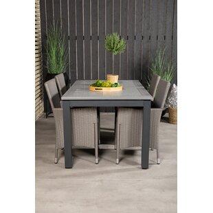 Jayesh 4 Seater Dining Set Image