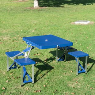 Abraham Picnic Table by Freeport Park Cheap