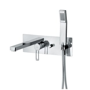WS Bath Collections Fonte Ringo Diverter Concealed Shower Faucet