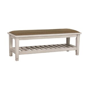 Highland Dunes Friddle Storage Bench