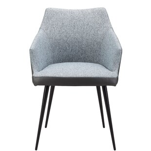 Union Rustic Verena Upholstered Dining Chair
