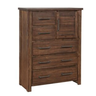Loon Peak Worsley 5 Drawer Chest