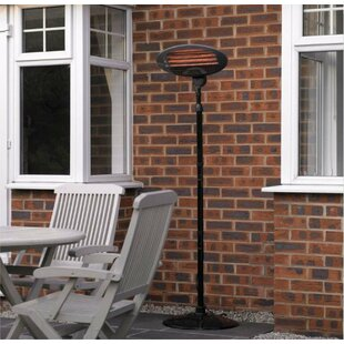 Nix Electric Patio Heater By Sol 72 Outdoor