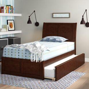 Greyson Sleigh Bed with Trundle by Viv + Rae
