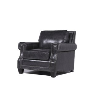 Trent Austin Design Riley Leather Club Chair