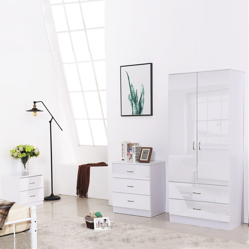 Rimsdale 5 Piece Bedroom Set