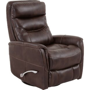 Cohoba Manual Glider Swivel Recliner
