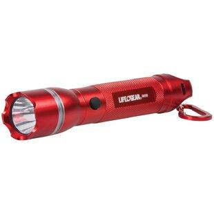 LifeGear 250-Lumen Flashlight