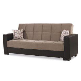 Camel Fabric Sofa Wayfair
