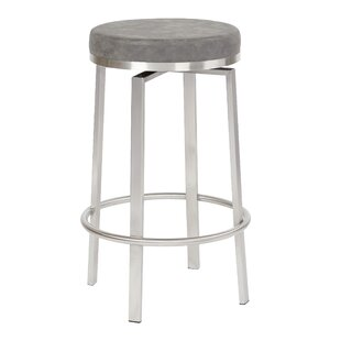 Oresman Bar & Counter Swivel Stool (Set of 2) by Orren Ellis
