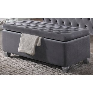 Salvador Upholstered Storage Bench