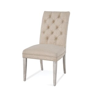 Zamora Upholstered Dining Chair by Gracie..