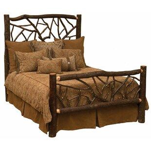 Fireside Lodge Platform Bed