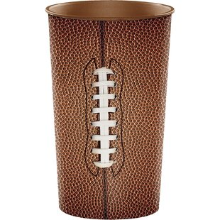 Football Plastic Disposable Cup (Set of 8)