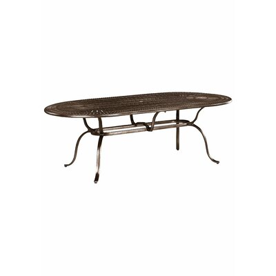 Banchetto Oval 28.5 Inch Table by Tropitone Reviews