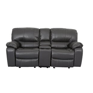 Locher Reclining Loveseat Red Barrel Studio