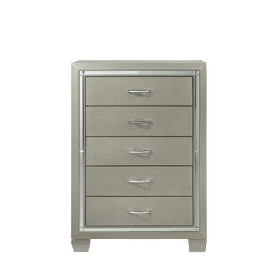 Inexpensive Rocky 5 Drawer Chest by Harriet Bee Reviews (2019) & Buyer's Guide