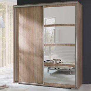 Quatro 2 Door Wardrobe By Selsey Living