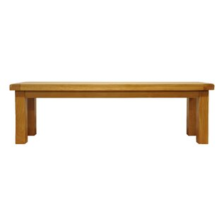 Ackerly Wood Bench By Alpen Home