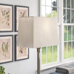 8 Shantung Rectangular Lamp Shade