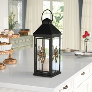 Astoria Grand Metal Lantern