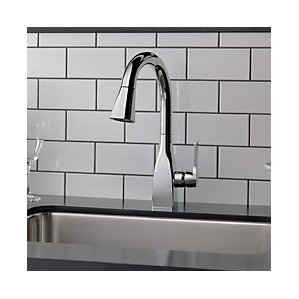 Delta Mateo? Single Handle Deck Mounted Prep Faucet