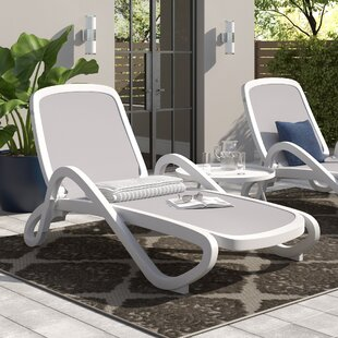 Double Sun Lounger (Set Of 2) By Sol 72 Outdoor