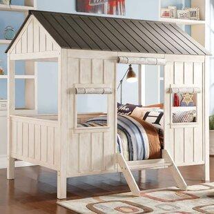 Ordinaire Girls Full Size Canopy Bed | Wayfair