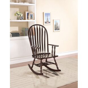 Oxfordshire Rocking Chair by Charlton Home Best Design