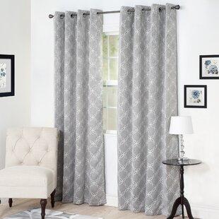 fancy plush design moorish tile curtain. Save to Idea Board Living Room Blackout Curtains  Wayfair