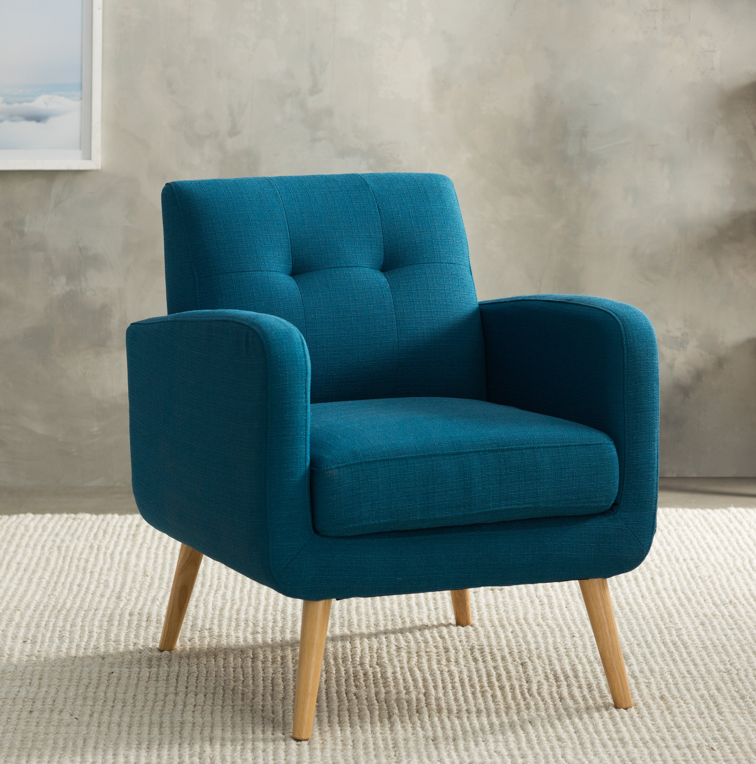 Excellent Modern Contemporary Midcentury Chair Allmodern Inzonedesignstudio Interior Chair Design Inzonedesignstudiocom