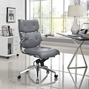 Modway Push Mid-Back Desk ..