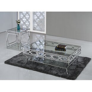 2 Piece Coffee Table Set by BestMasterFurniture Today Only Sale