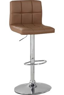 Pure Adjustable Height Swivel Bar Stool by Hokku Designs