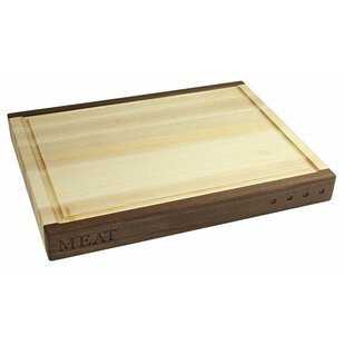 Healthy Living Wood Cutting Board