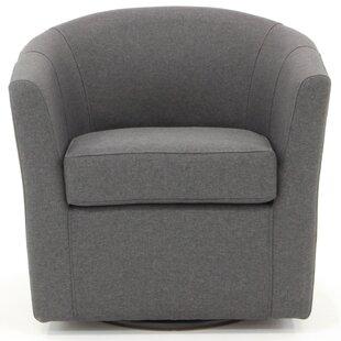 Apartment Size Swivel Chair | Wayfair