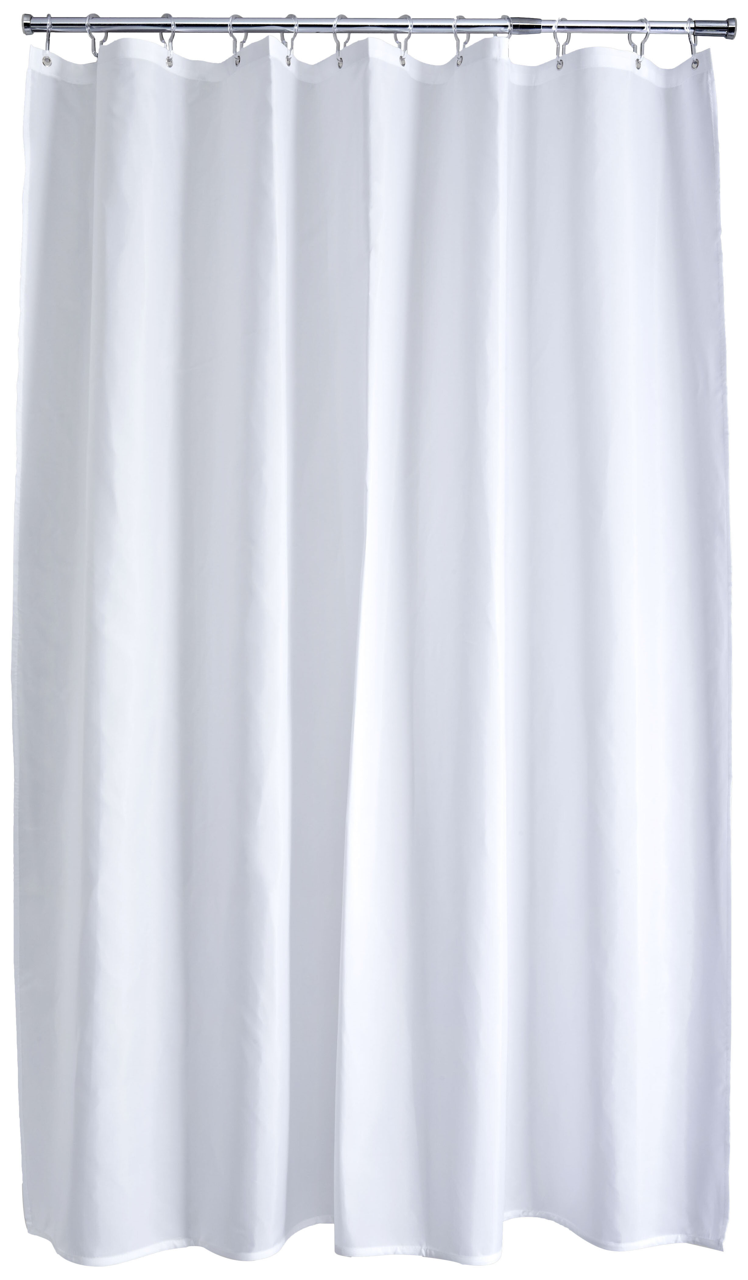 design curtain white within waffle curtains x shower measurements cotton ideas ruffle