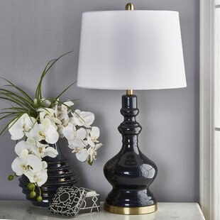 Clouser Glass Genie 30.5 Table Lamp