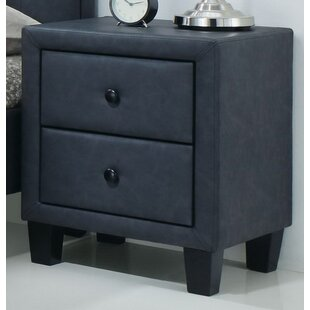 Kinley 2 Drawer Nightstand