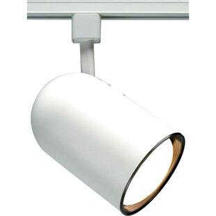 Nuvo Lighting 1-Light Bullet Cylinder R30 Track Head