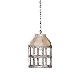 Gabby 1-Light Foyer Pendant