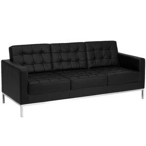 Pyron Leather Sofas by Latitude Run