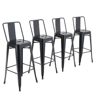Mcneeley 40 Extra Tall Stool Set of 4 by Williston Forge