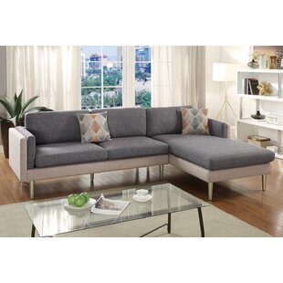 Varghese Reversible Sectional by George Oliver