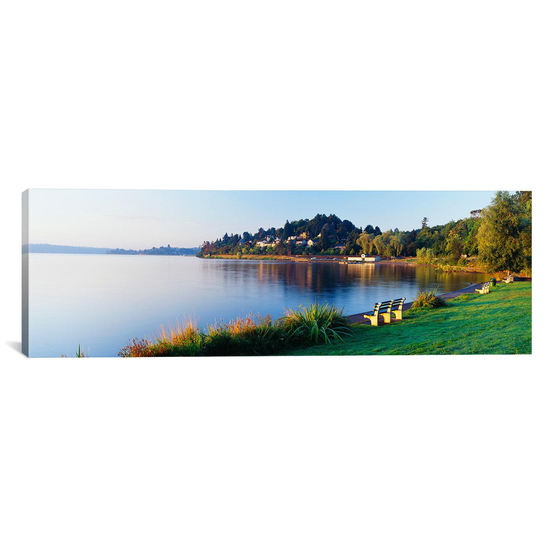 East Urban Home 'Lake Washington, Mount Baker Park