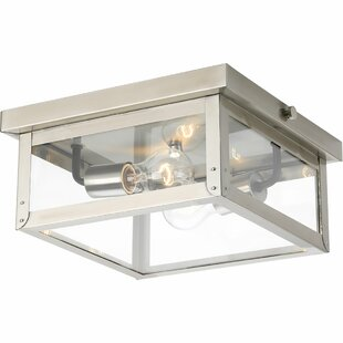 Jimena 2-Light Flush Mount..