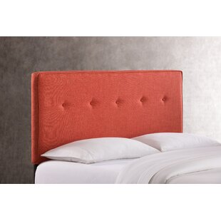 Brayden Studio Cambra Tufted Upholstered Panel Headboard