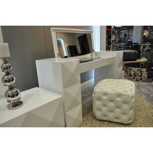 Read Reviews Vanity with Mirror ByVIG Furniture