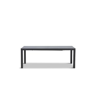 Gwendolen Extendable Metal Dining Table by Latitude Run