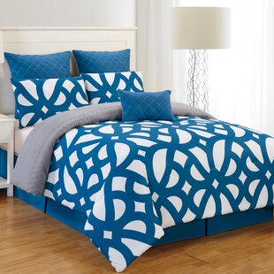 Lachance Reversible Comforter Set by Winston Porter
